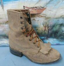 Ainsley Mujer 01 51312 BN97 Cuero Marrón Tostado botas De