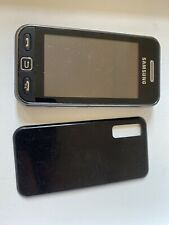Samsung GT S5230 - Noble Black Mobile Spare And Repair Locked Not Tested As Seen