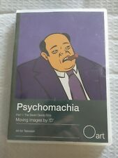 Psychomachia Part 1: The Seven Deadly Sins ~ O Art ~ Moving Images by O  ~ DVD