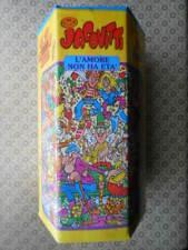 🧩 Jigsaw Puzzle 2000 Heye Amore non ha Età Jacovitti Auguri Mondadori Poster 🧩