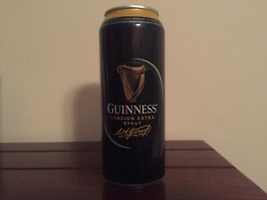 OCOC - empty beer can from Ivory Coast: GUINNESS (READ DESCRIPTION)