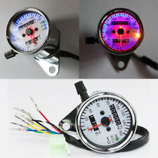 LED Speedometer Odometer Gauge For Honda VT Spirit ACE Aero Deluxe 1100 750 600