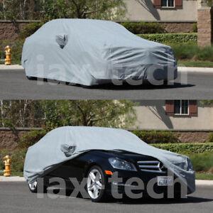 PREMIUM Water Resistant Breathable CAR COVER 89-02 MERCEDES SL-Class