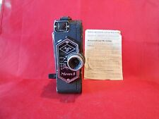 AGFA movex8 Camera 8 mm Film Camera 1937 YEAR ORIGINAL PACKAGING