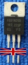 IRFB31N20D FB31N20D TO-220 MOSFET Transistor from International Rectifier