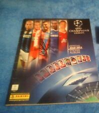 EMPTY ALBUM AND FULL STICKER SET CHAMPIONS LEAGUE 2010-2011 PANINI