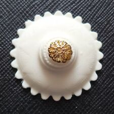 12 1:12 scale Hardware Brass Plated 5mm x 10.5mm  Eye Screws