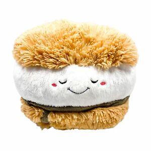 "Squishable SMORES Plush 8"" Kawaii Style Stuffed Toy Ice Cream Sandwich 2018"