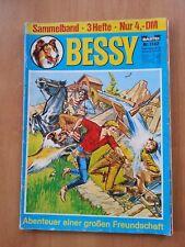 BESSY SAMMELBAND 1142 hefte 863,871,872 BASTEI