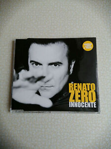 RENATO ZERO – INNOCENTE – CD SINGOLO  – NUOVO