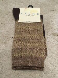 Falke Seasons Ladies Socks - Size UK 4-5