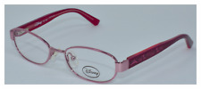 NEW AUTHENTIC KIDS EYEGLASSES DISNEY 3E 1004 3006 SOFT PINK 45-15-125