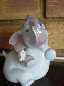 NAO ELEPHANT 'DON'T TELL ANYONE' MADE BY LLADRO