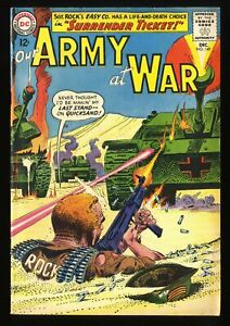 Our Army at War #149 FN- 5.5 Sgt Rock!