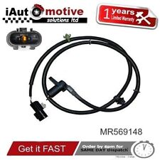 Mitsubishi Lancer Evo 7 8 9 Front Right ABS Sensor Wheel Speed Sensor MR569148