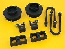 """Steel Lift Kit   Front 3.5"""" Rear 3""""   Dodge Ram 3500 2013+ 4WD"""
