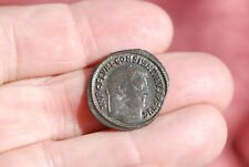 CONSTANTINE w/ King of Gods, Jupiter, NIKE & Eagle, Imperial Roman Coin