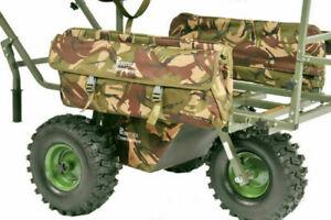 Prestige Engineering Carp Porter Side Bags XL for MK2 CAMO/DPM