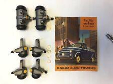 1948-1956 Dodge Truck, Fargo Truck Brake Wheel Cylinder Set!