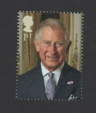 PRINCE CHARLES OF WALES/GB 2016 UM MINT STAMP