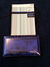 Emagic EMI 2/6 USB Audio & MIDI Interface, with Original Manual