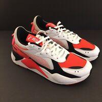 Puma Running System RS X Shoe Men's 11 Red White Black
