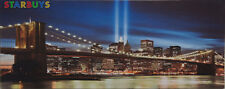 Canvas Wall Art LED LIGHTS Painting Print Picture New York City (HxW) 40 x100cm