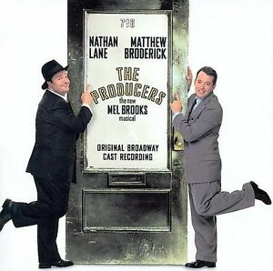 The Producers [Original Broadway Cast Recording] by Matthew Broderick/Nathan Lan