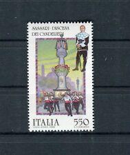 Italia 1988 Folclore discesa dei Candelieri Sassari MNH