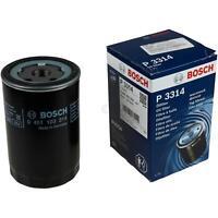Original BOSCH Ölfilter 0 451 103 314 Oil Filter