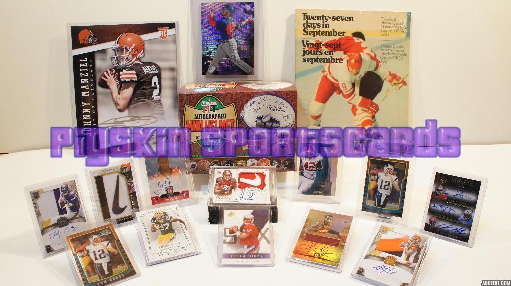 Pigskin Sportscards