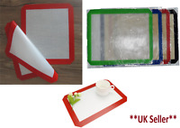 Silicone Baking Mat Fibreglass Non Stick Sheet Oven Tray Cookie Liner BPA Free