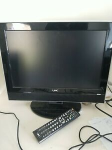 "UMC 19"" HD Ready LCD TV with a built-in DVD player - used"