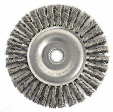 Weiler 08954 Roughneck Stringer Bead Wheel