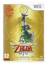The Legend of Zelda: Skyward Sword de Nintendo Wii (Ed. Limitada) (PAL)
