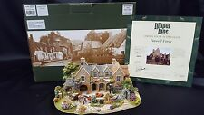 Lilliput Lane TINWELL FORGE, LIMITED ED 007 OF 2000 L2653, 2003     BOX & DEEDS
