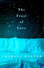 The Feast of Love: A Novel-ExLibrary