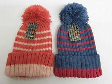 Chapeaux rouges en acrylique pour fille de 2 à 16 ans