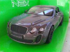 Artículos de automodelismo y aeromodelismo color principal gris Bentley