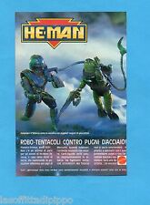 TOP989-PUBBLICITA'/ADVERTISING-1989- MATTEL HE-MAN - KALAMARR vs TATARUS (B)