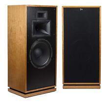 Klipsch Forte III American Cherry (Pair) Tower Speakers - Open Box