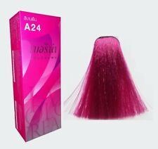 BERINA A24 MAGENTA COLOR PERMANENT HAIR DYE COLOR CREAM