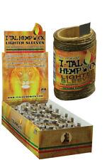 One I-Tal Hemp Wick Lighter Sleeve