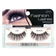 Ardell Fashion Fake Eyelashes Lashes 113 Black C301