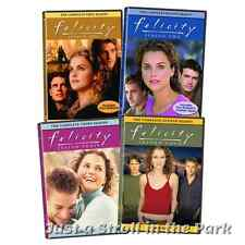 Felicity: Complete Keri Russell TV Series Seasons 1 2 3 4 Box / DVD Set(s) NEW!