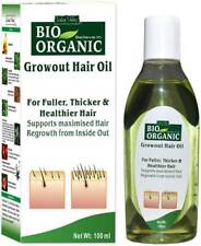 Indus Valley BIO-Organic HAIR LOSS TREATMENT OIL (100 ml)-Fast Shipping