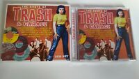 2xCD The Roots Of Trash & Garage Rockabilly Chromedreams Compilation Various
