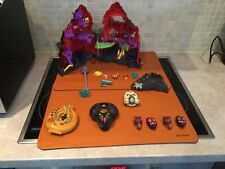 Lot vintage Mighty Max bluebird Skull mountain  rare mighty max figures 1992