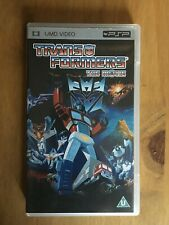 Transformers The Movie UMD PSP