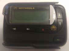 Motorola Pagenet Alphanumeric pager Advisor Gold with New Holster